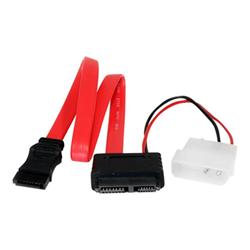 Cavo rete, MP3 e fotocamere Startech - Adattatore cavo slimline