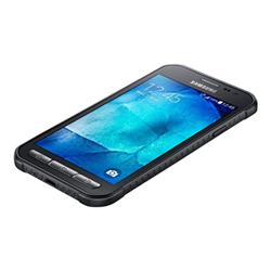 "Smartphone Samsung Galaxy Xcover 3 - SM-G389F - smartphone - 4G LTE - 8 Go - microSDXC slot - GSM - 4.5"" - 800 x 480 pixels - TFT - 5 MP (caméra avant de 2 mégapixels) - Android - Argent foncé"