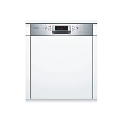 Lave-vaisselle encastrable Bosch Serie 6 SMI69N65EU - Lave-vaisselle - intégrable - Niche - largeur : 60 cm - profondeur : 55 cm - hauteur : 81.5 cm - inox