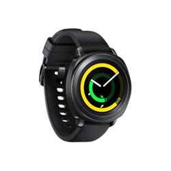Smartwatch Samsung - Gear sport sm-r600 - nero - smartwatch con cinturino - nero sm-r600nzkaitv