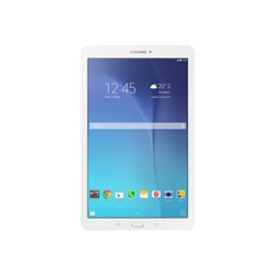 "Tablette tactile Samsung Galaxy Tab E - Tablette - Android - 9.6"" TFT (1280 x 800) - Logement microSD - 3G - blanc perle"