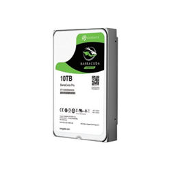 Hard disk interno Seagate - Barracuda pro 10tb desktop