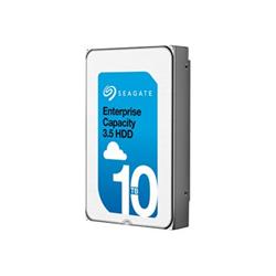 Hard disk interno Seagate - Exos x10 - hdd - 10 tb - sas 12gb/s st10000nm0096