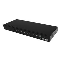 Cavo HDMI Startech - Startech.com sdoppiatore video hdmi a elevata velocità a 8 porte con audio st12