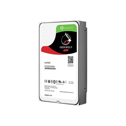 Hard disk interno Ironwolf hdd 4 tb sata 6gb/s st4000vn008