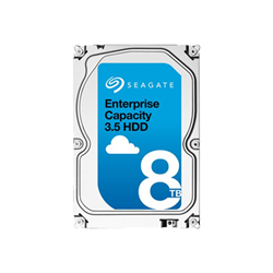 Hard disk interno Seagate - Enterprise capacity 3.5 hdd 8tb