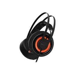 Cuffie con microfono STEELSERIES - Siberia 650 Nero