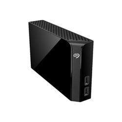 Hard disk esterno Seagate - Backup plus hub 6tb