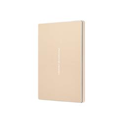 Hard disk esterno LaCie - 2tb porsche design2.5 gold