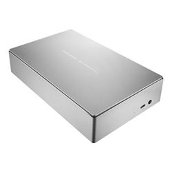 Hard disk esterno LaCie - Design desktop drive - hdd - 6 tb - usb 3.1 stfe6000401