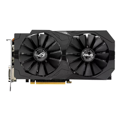 Scheda video Asus - ROG Strix GeForce GTX 1050 Ti OC edition 4GB GDDR5