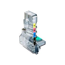 Cassetto carta HP - Clt-w409 - nero, giallo, ciano, magenta - raccoglitore toner disperso su430a