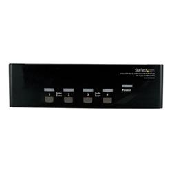 Switch kvm Startech - Switch kvm dvi doppio