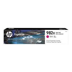 Cartuccia HP - 982x - alta resa - magenta - originale - pagewide t0b28a
