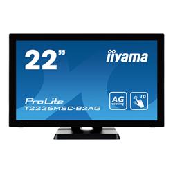 "Monitor LED IIYAMA - Prolite - monitor a led - full hd (1080p) - 21.5"" t2236msc-b2ag"