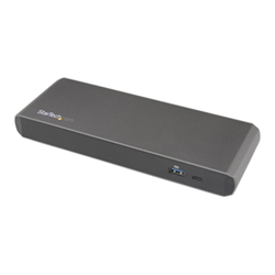 Docking station Startech - Startech.com thunderbolt 3 dock, dual monitor 4k 60hz tb3 laptop docking statio