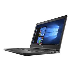 Notebook Dell - Preci m3520 i7-6820hq 16gb 256gb ss