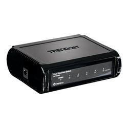 Switch Trendnet - Te100 s5 - switch - 5 porte te100-s5