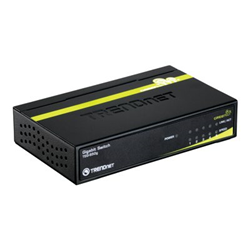 Switch Trendnet - 5x10/100/1000mbps greennet