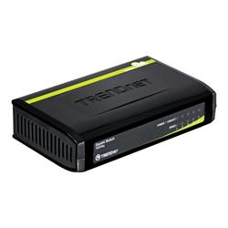 Switch Trendnet - Teg s5g - switch - 5 porte teg-s5g