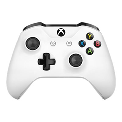 Controller Microsoft - Xbox One Wireless White