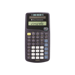 Calcolatrice Texas Instruments - Ti 30 eco rs