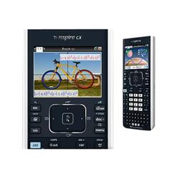 Calcolatrice Texas Instruments - Ti-nspire cx handheld - calcolatrice grafica tinspirecx