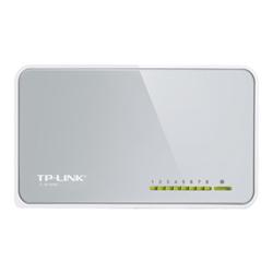 Switch TP-LINK - 8-port 10/100mbps desktop switch - switch - 8 porte tl-sf1008d