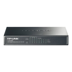 Switch TP-LINK - Switch - 8 porte - unmanaged tl-sg1008p