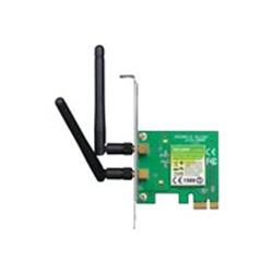 Adattatore bluetooth TP-LINK - Adattatore di rete - pcie 2.0 tl-wn881nd