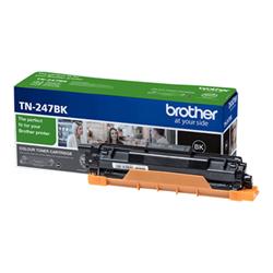 Toner Brother - Nero - originale - cartuccia toner tn247bk