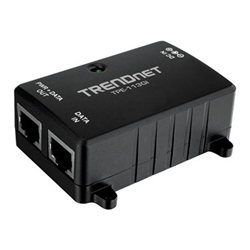 Trendnet - Power injector - 15.4 watt tpe-113gi