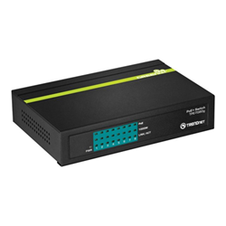 Switch Trendnet - Tpe tg80g greennet poe+ switch - switch - 8 porte tpe-tg80g