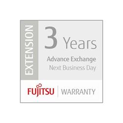 Estensione di assistenza Fujitsu - Scanner service program 3 year extended warranty for mobile scanners u3-extw-mob