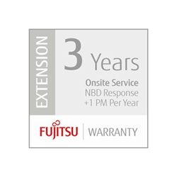 Estensione di assistenza Fujitsu - Scanner service program 3 year extended warranty for mid-volume production scan