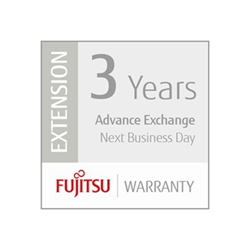 Estensione di assistenza Fujitsu - Scanner service program 3 year extended warranty for office scanners u3-extw-off