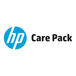 Estensione di assistenza HP - Electronic hp care pack next business day hardware exchange post warranty u9ab3