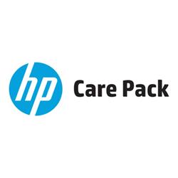 Estensione di assistenza HP - Electronic hp care pack ramp up service - supporto tecnico - on-site u9pt0e
