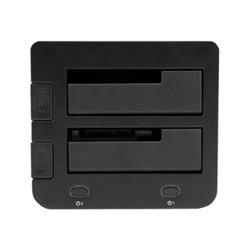 Box hard disk esterno Startech.com docking station universale usb 3.0 per hard disk 2.5/3.5in ide/sat