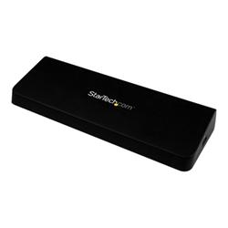 Docking station Startech - Startech.com docking station laptop universale usb 3.0 a doppia uscita video 4k