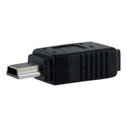 Adattatore Startech.com adattatore micro usb a mini usb f/m adattatore usb uusbmusbfm