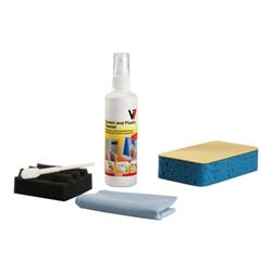 Supporto storage V7 - Kit pulizia pc 8 pezzi