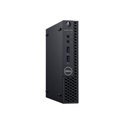 PC Desktop Dell Technologies - Dell optiplex 3060 - micro - core i5 8500t 2.1 ghz - 8 gb - 1 tb vkyg0