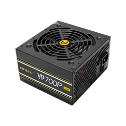 Alimentatore PC Antec - Vp plus series vp700p plus - alimentazione - 700 watt 0-761345-11657-2