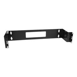 Startech - Startech.com staffa montaggio a parete con cerniera 2u 48 cm quadri per prese (
