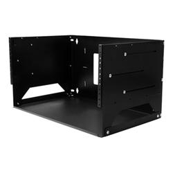 Startech - Startech.com rack armadio per montaggio a parete con mensola incorporata wallsh