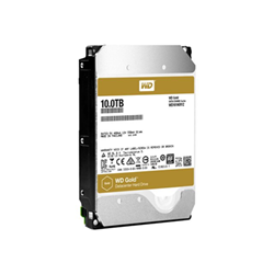 Hard disk interno WESTERN DIGITAL - 10tb gold 256mb - wd re drive