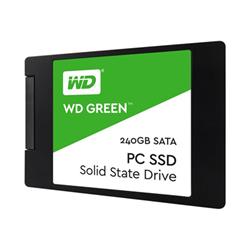 SSD Western Digital - Wd green ssd - ssd - 240 gb - sata 6gb/s wds240g2g0a