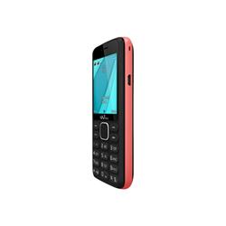 Telefono cellulare Wiko - Lubi 4 Black-Pink