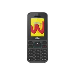 Telefono cellulare Wiko - Wiko lubi5 black 1.8in